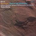 シュタルケル&メータのブロッホ/ヘブライ狂詩曲「シェロモ」ほか 英DECCA 3101 LP レコード