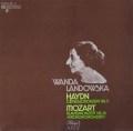 ランドフスカのモーツァルト/ピアノ協奏曲第26番「戴冠式」ほか 独Dacapo(EMI) 3101 LP レコード