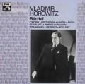 ホロヴィッツのリサイタル 仏EMI(VSM) 3101 LP レコード