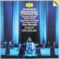 カラヤンのワーグナー/「パルジファル」全曲 独DGG 3101 LP レコード