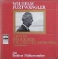 フルトヴェングラーのブルックナー/交響曲第7&8番 独EMI 3101 LP レコード