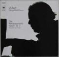 【特典盤付】 グールドのバッハ/平均律クラヴィーア曲集第2巻全曲 独CBS 3101 LP レコード