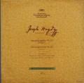 【独最初期盤】ヴェーグ四重奏団のハイドン/弦楽四重奏曲第33 & 82番 独DGG 3102 LP レコード