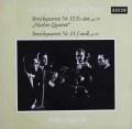 ウェラー四重奏団のベートーヴェン/弦楽四重奏曲第10&11番 独DECCA 3102 LP レコード