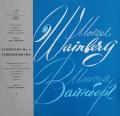 コンドラシンのヴァインベルク/交響曲第6番 ソ連Melodiya 3102 LP レコード