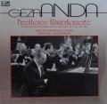【未開封】 アンダ&カイルベルトのベートーヴェン/ピアノ協奏曲第1&4番 独EURODISC  3102 LP レコード