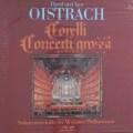 【未開封】 オイストラフ父子のコレッリ/合奏協奏曲 作品6第1番〜12番 独Eurodisc 3102 LP レコード