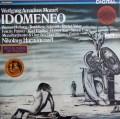 【未開封】 アーノンクールのモーツァルト/「イドメネオ」全曲 独TELEFUNKEN 3102 LP レコード