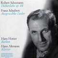 ホッターのシューマン/「詩人の恋」ほか 墺PREISER RECORDS 3103 LP レコード