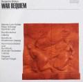 ケーゲルのブリテン/戦争レクイエム 独ETERNA 3103 LP レコード