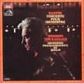 カラヤンのバルトーク/管弦楽のための協奏曲 仏EMI 3103 LP レコード