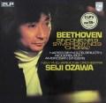 小澤のベートーヴェン/交響曲第9番「合唱付き」 蘭PHILIPS 3103 LP レコード