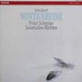 シュライアー&リヒテルのシューベルト/歌曲集「冬の旅」 蘭PHILIPS 3103 LP レコード
