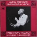 【ヨーロッパ最初期盤】 クナッパーツブッシュのブルックナー/交響曲第8番 独CBS 3103 LP レコード