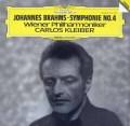 クライバーのブラームス/交響曲第4番 独DGG 3103 LP レコード