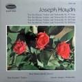 フルニエ、バドゥラ=スコダ&ヤニグロのハイドン/ピアノ三重奏曲集 蘭Westminster 3103 LP レコード