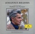 【ドイツ最初期盤】 カラヤンのブラームス/作品集 (交響曲全集、ヴァイオリン協奏曲、ドイツレ・クイエム) 独DGG 3103 LP レコード