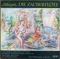【直筆サイン入り】 ショルティのモーツァルト/「魔笛」全曲 独DECCA 3103 LP レコード