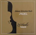 ツヴィ・ハレルのバッハ/無伴奏チェロ組曲第5&6番 独sound.star.ton 3104 LP レコード