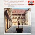 ノヴァーク&スメターチェクのパガニーニ/ヴァイオリン協奏曲第1番ほか  チェコSUPRAPHON 3104 LP レコード