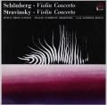 ブレスのシェーンベルク&ストラヴィンスキー/ヴァイオリン協奏曲  チェコSUPRAPHON 3104 LP レコード