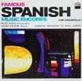 サードロのスペイン・チェロ名曲集 チェコSUPRAPHON 3104 LP レコード