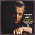 カラヤンのラヴェル/「ラ・ヴァルス」ほか 独EMI 3104 LP レコード