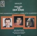 クレンペラーのマーラー/「大地の歌」 独EMI 3104 LP レコード