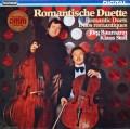 シュトール&バウマンのロマンティック・デュオ  独TELDEC 3104 LP レコード