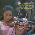 【オリジナル盤】 チョンのシベリウス&チャイコフスキー/ヴァイオリン協奏曲集  英DECCA 3104 LP レコード