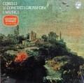 【未開封】 イ・ムジチ合奏団のコレッリ/12の合奏協奏曲 作品6 蘭PHILIPS 3104 LP レコード