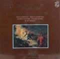 【未開封】 レーデルのテレマン/マタイ受難曲  蘭PHILIPS 3104 LP レコード