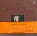 【未開封】 レオンハルトのJ.S.バッハ/教会カンタータ集BWV12-14&16 独TELEFUNKEN 3104 LP レコード