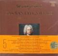 【未開封】 アーノンクールのJ.S.バッハ/教会カンタータ集BWV17-20 独TELEFUNKEN 3104 LP レコード