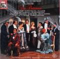 【未開封】 ドミンゴのJ.シュトラウス2世/「こうもり」全曲 独EMI 3104 LP レコード