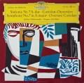 ベームのベートーヴェン/交響曲第7番ほか 独DGG 3106 LP レコード