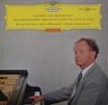 【独最初期盤/赤ステレオ】 ケンプ&ライトナーのベートーヴェン/ピアノ協奏曲第2&4番 独DGG 3106 LP レコード
