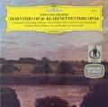 エッシェンバッハ、ザイフェルト、ライスターらのブラームス/ホルン三重奏曲&クラリネット三重奏曲 独DGG 3106 LP レコード