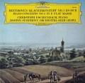 エッシェンバッハ&小澤のベートーヴェン/ピアノ協奏曲第5番「皇帝」 独DGG 3106 LP レコード