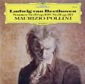 ポリーニのベートーヴェン/ピアノソナタ第30&31番 独DGG 3106 LP レコード