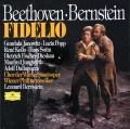 バーンスタインのベートーヴェン/歌劇「フィデリオ」全曲 独DGG 3106 LP レコード