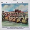 ブロムシュテットのモーツァルト/交響曲第38番「プラハ」&第39番 独ETERNA 3106 LP レコード