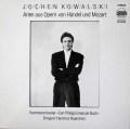 コヴァルスキーのヘンデル&モーツァルト/オペラ・アリア集 独ETERNA 3106 LP レコード