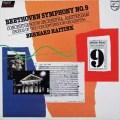 ハイティンクのベートーヴェン/交響曲第9番 蘭PHILIPS 3106 LP レコード