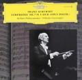 フルトヴェングラーのシューベルト/交響曲第9番「ザ・グレイト」 独DGG 3107 LP レコード