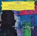 ベームのモーツァルト/交響曲第35番「ハフナー」、32番、38番「プラハ」 独DGG 3107 LP レコード
