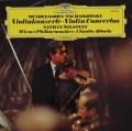 ミルシュタイン&アバドのメンデルスゾーン&チャイコフスキー/ヴァイオリン協奏曲  独DGG 3107 LP レコード