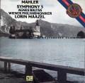 マゼールのマーラー/交響曲第3番 蘭CBS 3107 LP レコード
