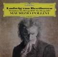 ポリーニのベートーヴェン/ピアノソナタ第30&31番 独DGG 3108 LP レコード