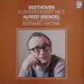 ブレンデル&ハイティンクのベートーヴェン/ピアノ協奏曲第3番 蘭PHILIPS 3108 LP レコード